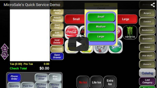 Watch the MicroSale Software Demo