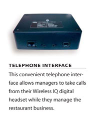 Telephone Interface