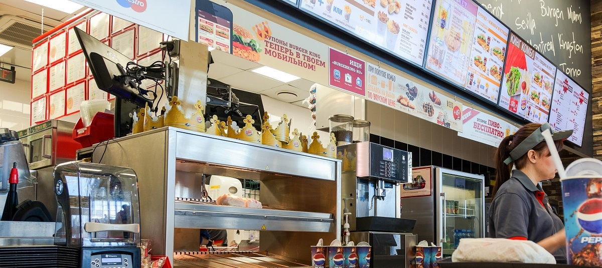 Why Every QSR Needs Digital Signage and Menu Boards